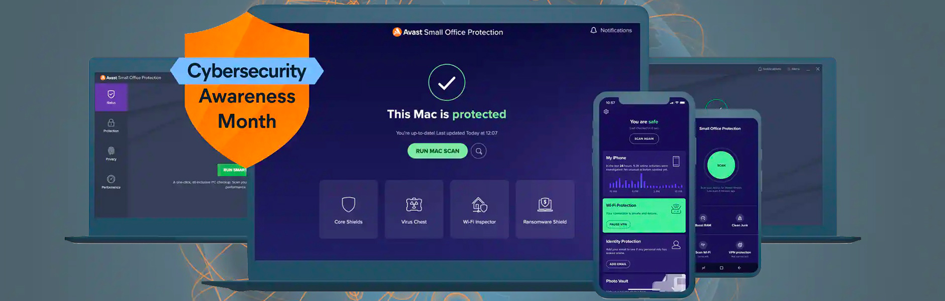 Antivirus Avast PC e server